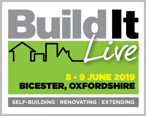 Self-Build Zone at Build It Live Bicester
