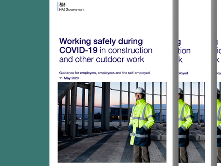COVID-19 - Carrying out building work for developers and self-builders