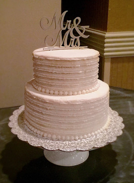 Wedding and Cupcakes