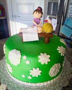 Massage Cake