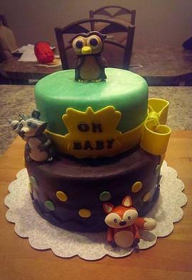 Oh Baby! Baby Cake
