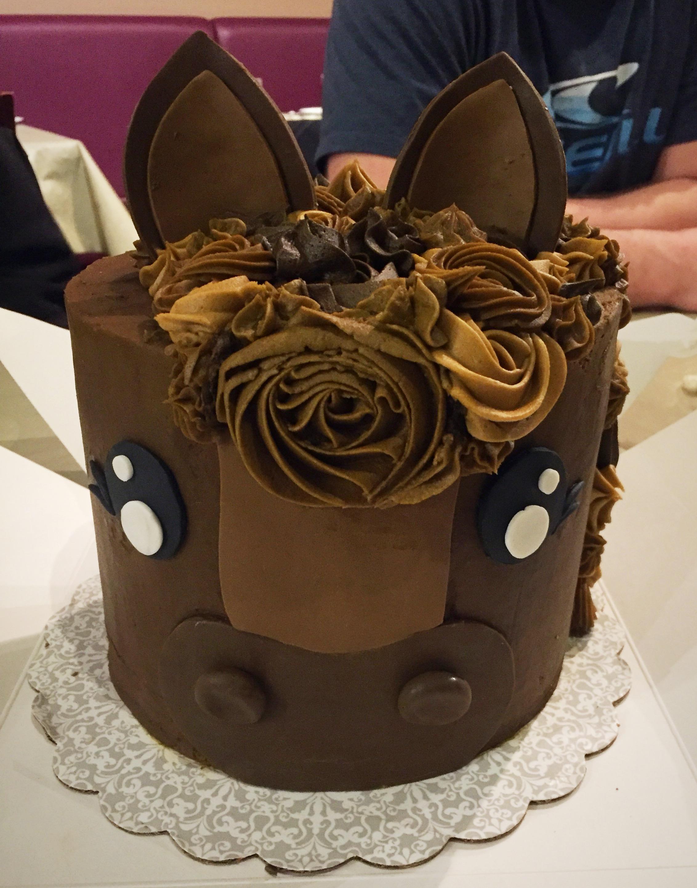Surprise 30th birthday