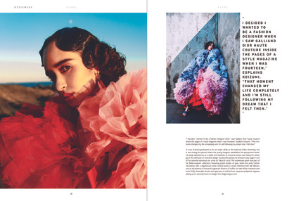 Blanc Magazine issue12
