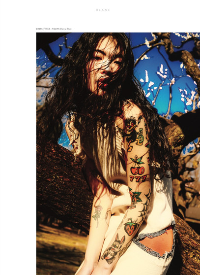 Blanc Magazine issue14
