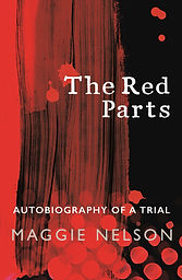 The Red Parts by Maggie Nelson book cover