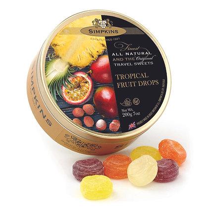 Simpkins Travel Sweets 200g