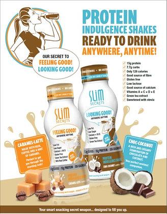 Slim Secrets Protein indulgence Shake 250ml