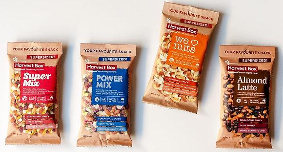 Harvest Box Supersized Snack Packs