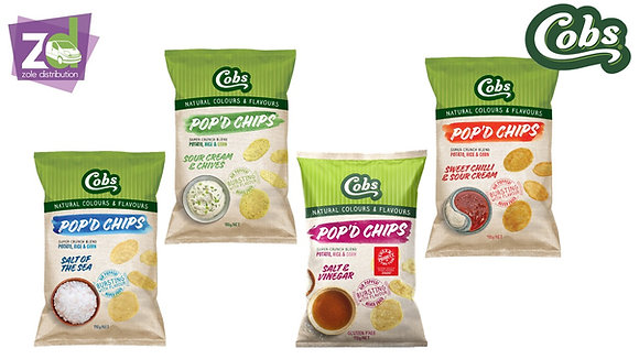 Cobs Pop'd Chips 110g