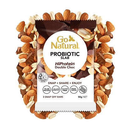 Go Natural Probiotic Slab 50g