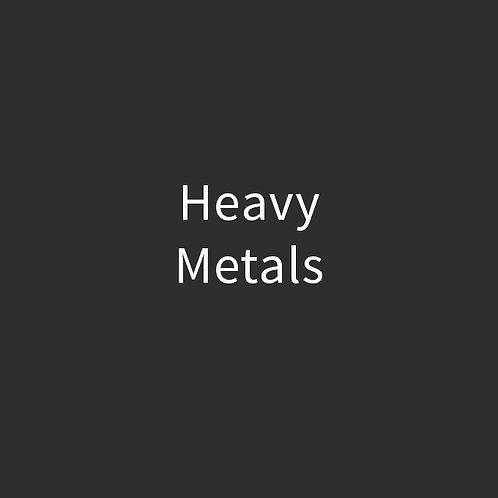 Heavy Metal Contamination