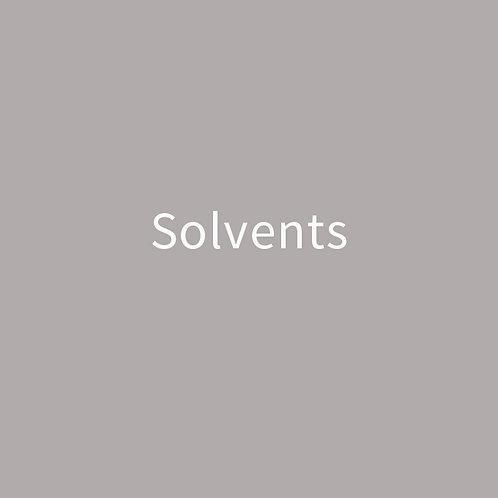 Residual Solvent Contamination
