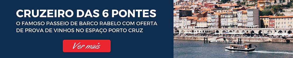 Cruzeiro das 6 Pontes - Reserve já!