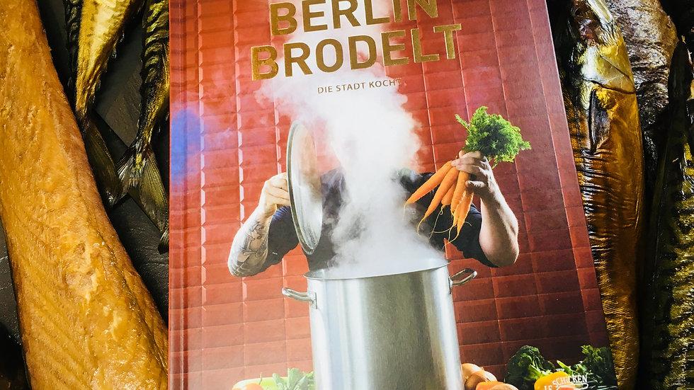 """Kochbuch """"BERLIN BRODELT"""""""
