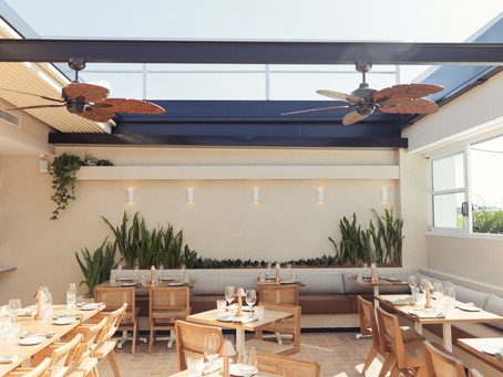 Melrose Is Bulimba's New Rooftop Restaurant From The Pawpaw Crew