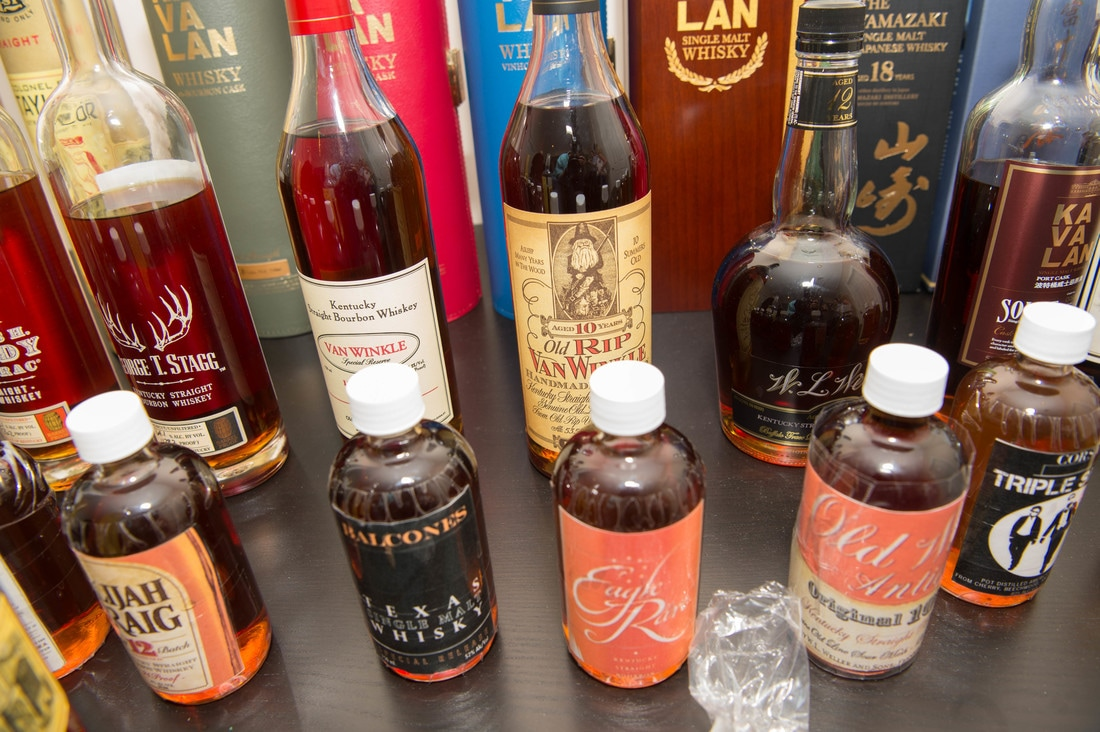 Rare Bourbon Collection