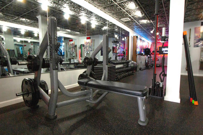 Eppinger Fitness Bench Press