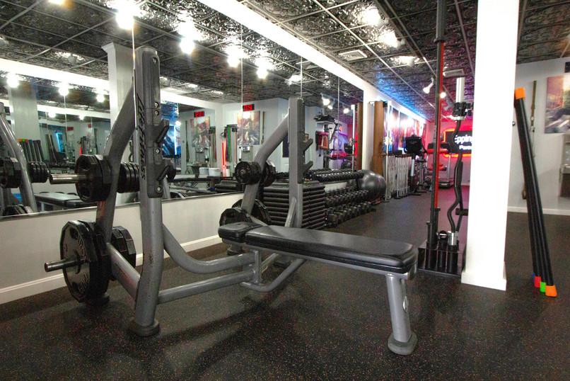 Eppinger Fitness Bench Press