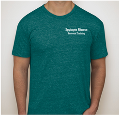 Eppinger Fitness T-Shirt Green