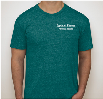 Eppinger Fitness T-Shirt Green