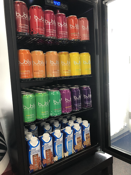 Eppinger Fitness Free Drinks
