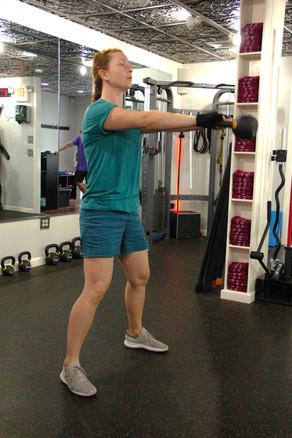 Using Kettlebells for Fitness Training