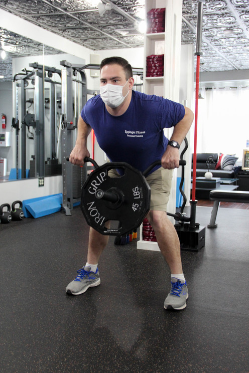 Eppinger Fitness Personal Training Lexin
