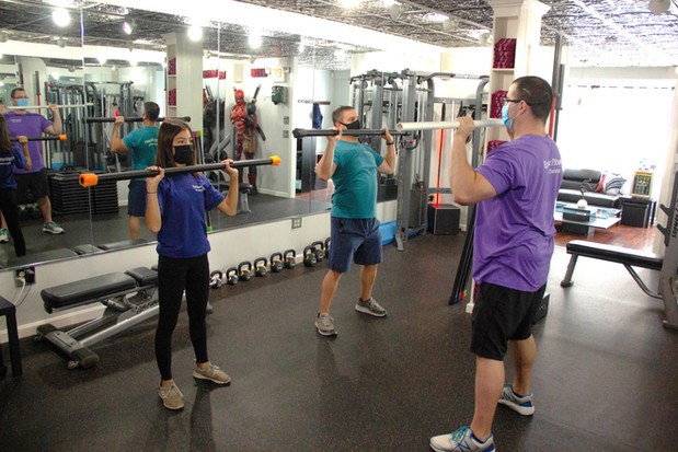 Eppinger Fitness Partner Training