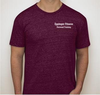 Eppinger Fitness T-Shirt Red