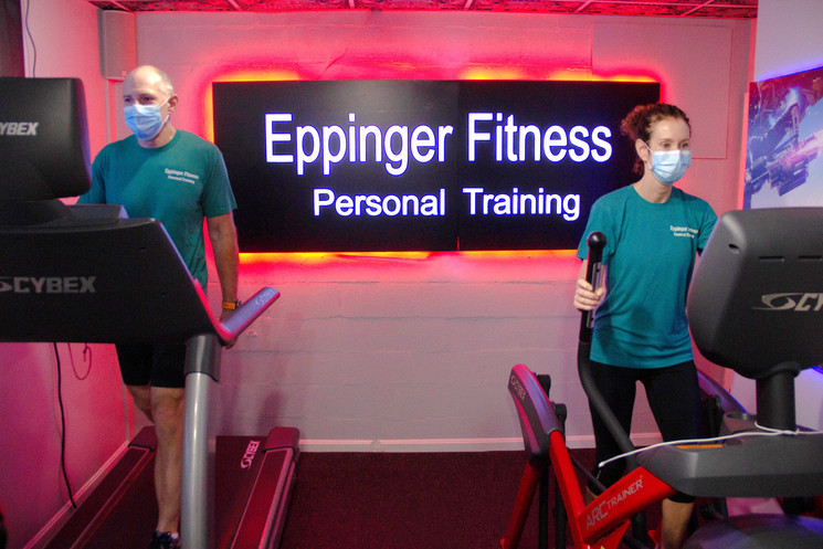 Eppinger Fitness Cardio Machines