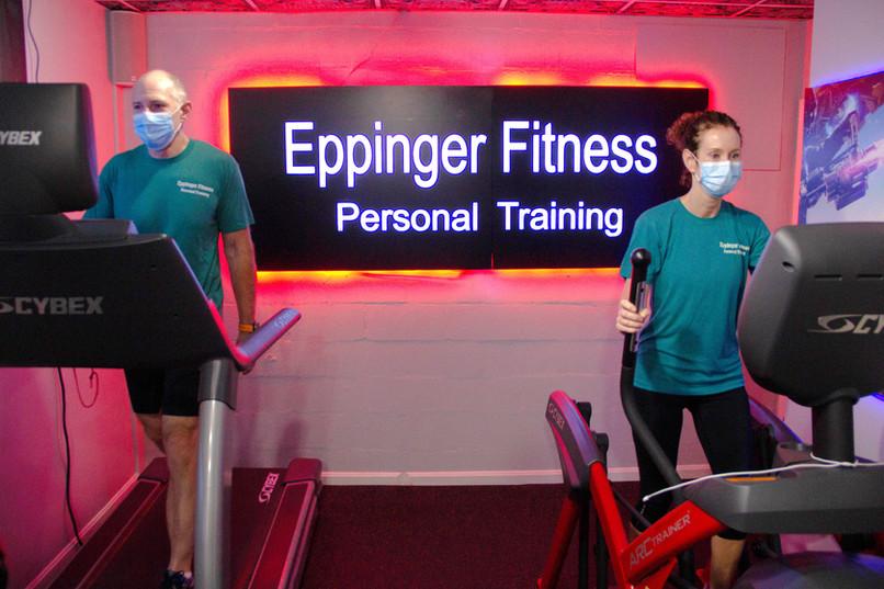Eppinger Fitness Cardio Machines