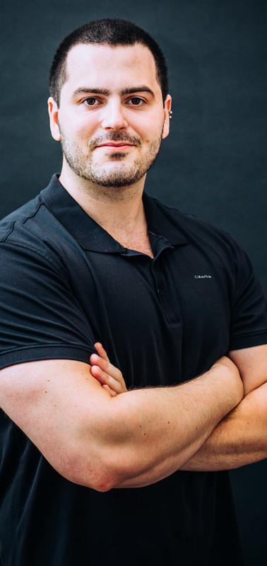 Andrew Eppinger Owner of Eppinger Fitness