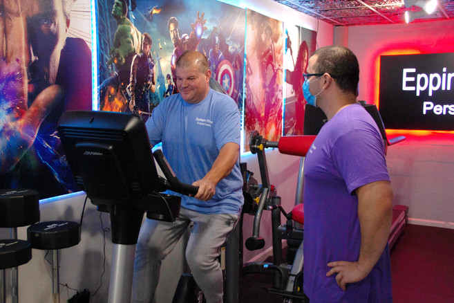 Eppinger Fitness Personal Training Kevin