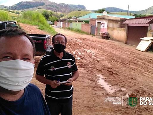 Vigilância Sanitária realiza fiscalização diariamente contra a Covid-19