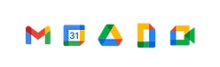 Google Workspace icons