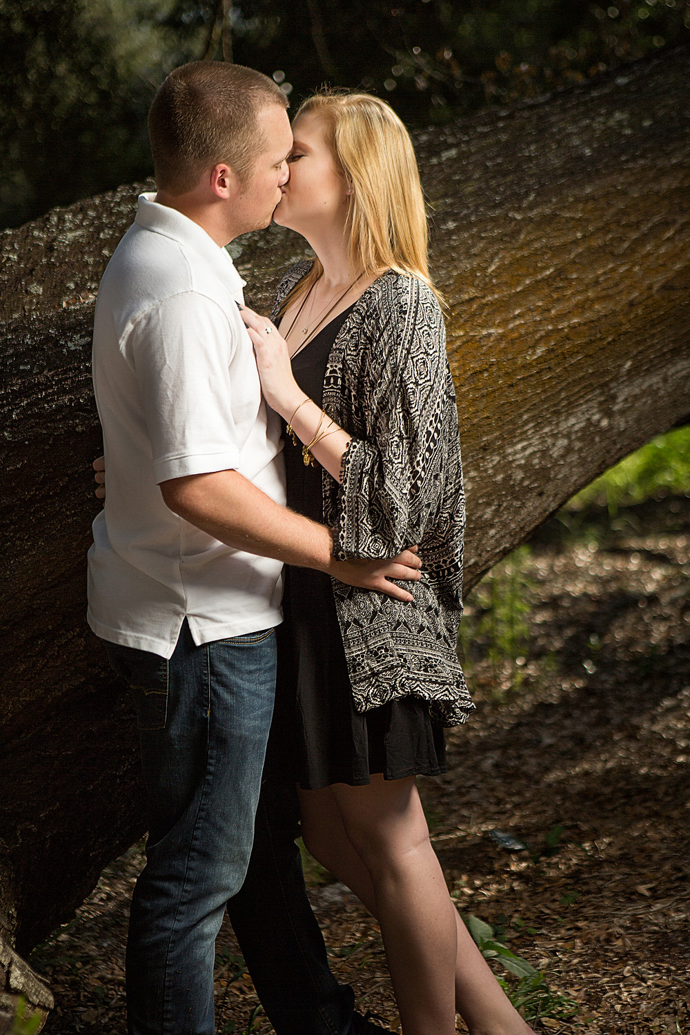 Tampa Engagement Photoshoot