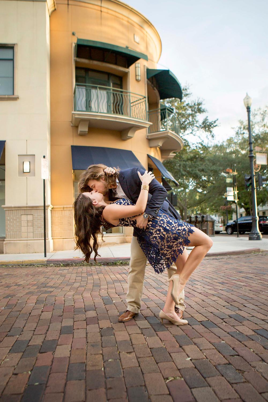Orlando Engagement Shoot
