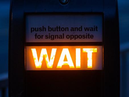 Patience in the Wait