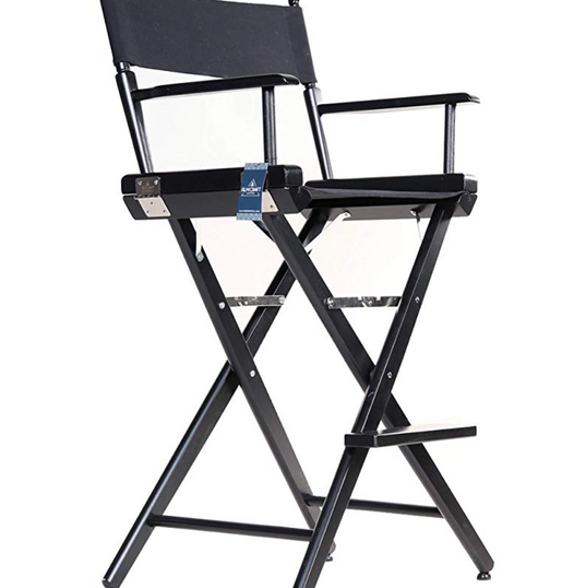 Professional Grade Studio Director's Chairs
