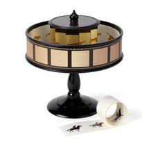 Praxinoscope Animation Spinner