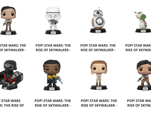 Funko Pop! The perfect Holiday stocking stuffer