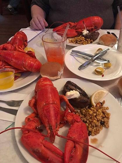 Lobster Dinner in Buffalo,NY | 2 Forks Up