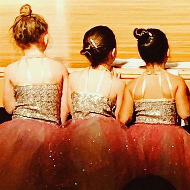 New Dance Workshop Ballet girls