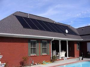Solar heating, Heat pumps & Solar Blankets