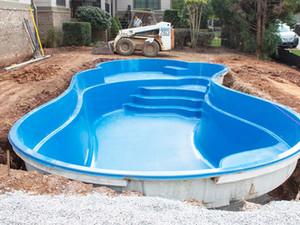 Fibreglass Pools