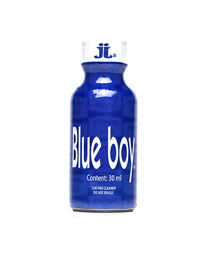 JJ - 30ml  Blue Boy / Leather Cleaner