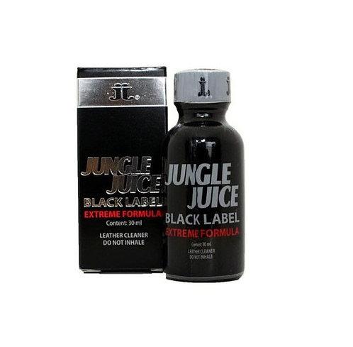 JJ - 30ml Jungle Juice Black / Leather Cleaner