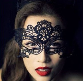 Fashion And Chic Dancing Lace Mask