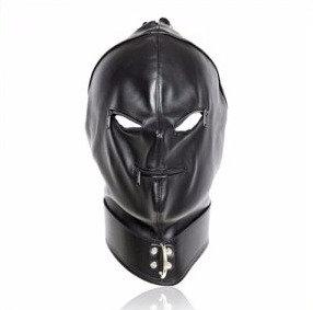 Strict PVC Basic Zipper Hood