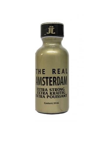 JJ - 30ml The Real Amsterdam / Leather Cleaner